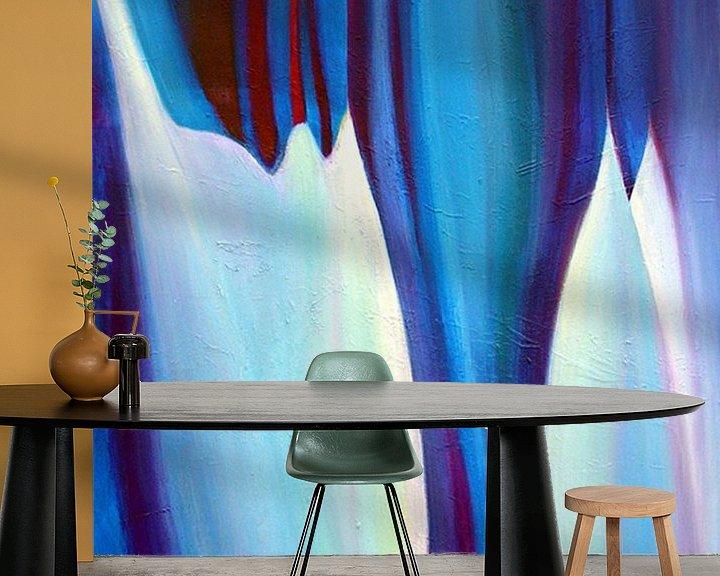 Sfeerimpressie behang: Wachters van Bianca Snip