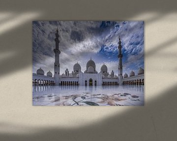 Grande Mosquée sur Rene Siebring