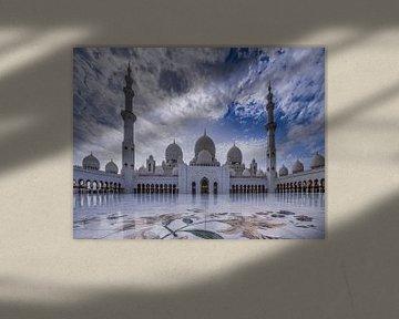 Majestätische Moschee von Rene Siebring
