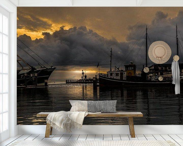 Beispiel fototapete: Texel von Willem  Bentink