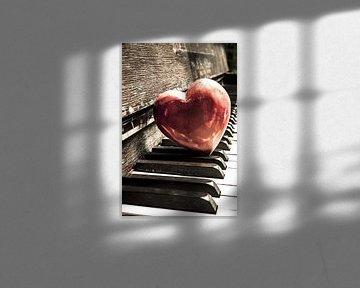 La musique c'est l'amour / l'amour c'est la musique sur Norbert Sülzner