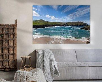 Ierse kust van Nel Diepstraten