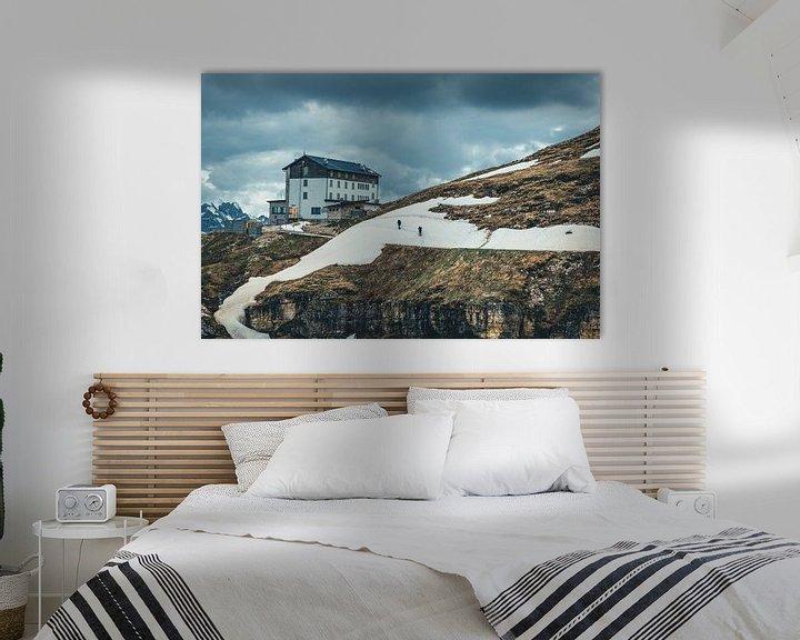 Sfeerimpressie: Road to the Dolomites van michael regeer