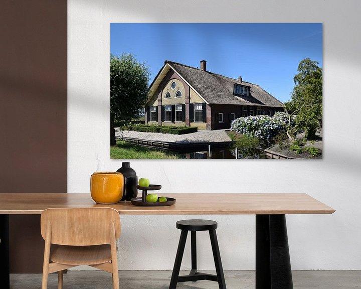 Sfeerimpressie: Dutch farm house van Robin Verhoef