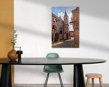 Deventer Munttoren van VOSbeeld fotografie