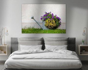 Blumengießkanne
