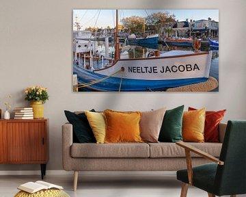 Historisches Rettungsboot Neeltje Jacoba (aus 1929) von Roel Ovinge