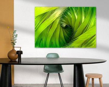 Grüne Blätter von Andree Jakobson