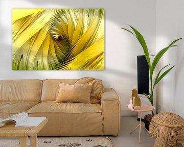 Gele bladeren van Andree Jakobson