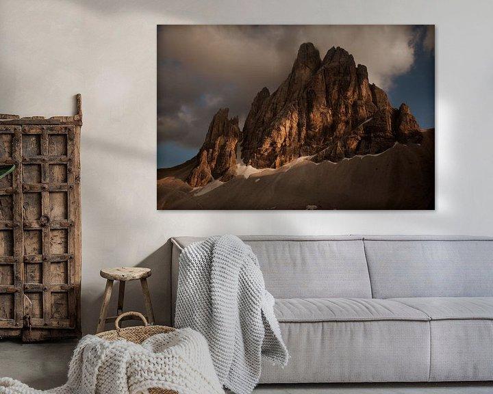 Sfeerimpressie: Sunset in Italy van Ellen van Drunen