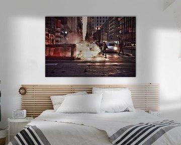 New York Straatbeeld