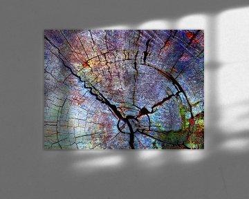 Urban Painting 102 van MoArt (Maurice Heuts)