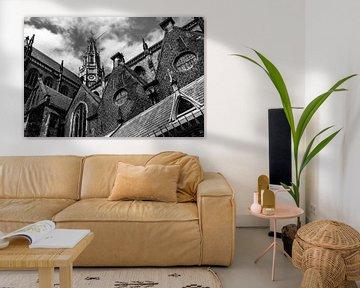 Sint Bavokerk - Haarlem von Jack Koning