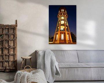 Watertoren Hazerswoude-Rijndijk