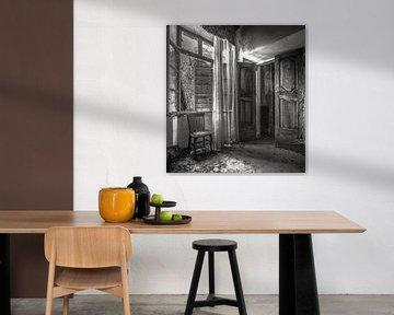 Schwarz/Weiß zimmer von Olivier Photography