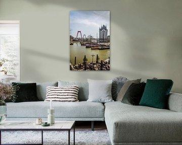 Oude Haven Rotterdam van Jasper Scheffers