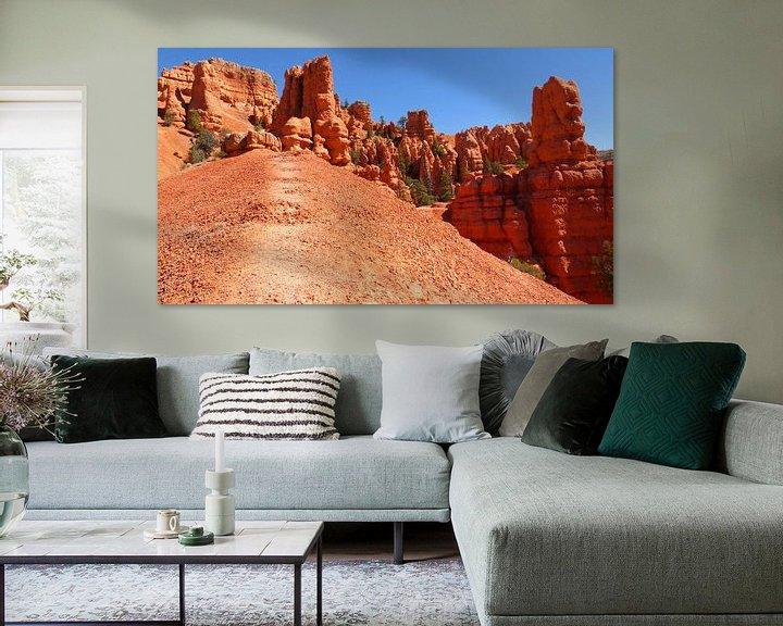 Impression: Red Rocks sur Marek Bednarek