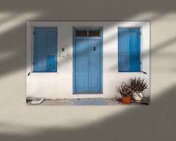 Griekse deur van Mario Calma