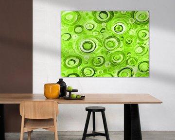 grüne Kreise sur Katrin Behr