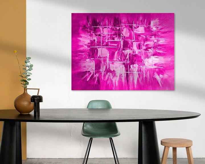 Impression: Explosion pink sur Katrin Behr