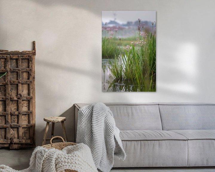 Sfeerimpressie: Zwanenbloem van Yvonne van Leeuwen