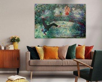 Waar is Monet? van Lex Boon