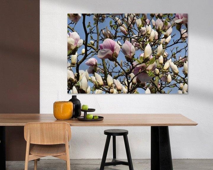 Sfeerimpressie: Magnolia van Carina Diehl