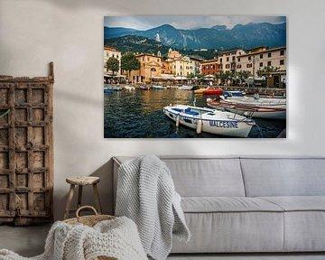 Malcesine - Lake Garda van Alexander Voss