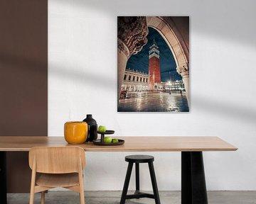 Venedig - Campanile di San Marco von Alexander Voss