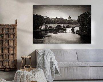 Rom - Ponte Sisto von Alexander Voss