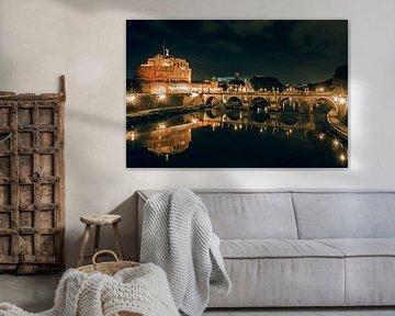Rom - Castel Sant'Angelo von Alexander Voss