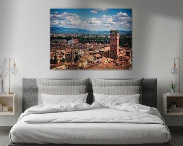 Lucca - Italien von Alexander Voss