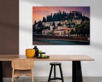 Verona - Castel San Pietro von Alexander Voss