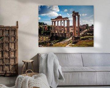 Rom - Forum Romanum von Alexander Voss