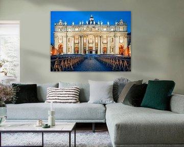 Rom - Petersdom von Alexander Voss