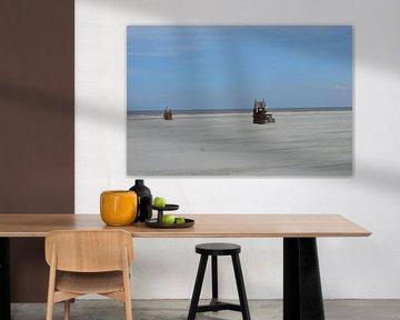 Strandjutten in Ameland von OHJA FOTOGRAFIE