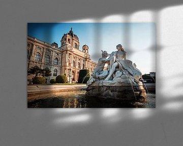 Wien - Kunsthistorisches Museum von Alexander Voss