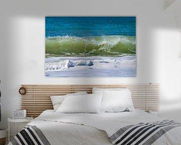 Noordzeegolf van Kirsten Warner