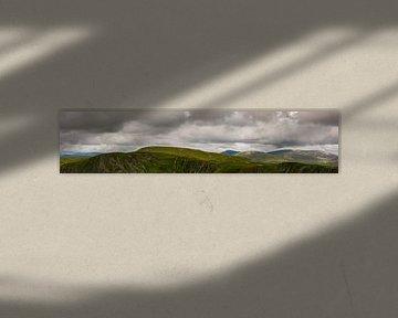 Glenshee Panorama von Vincent van den Hurk