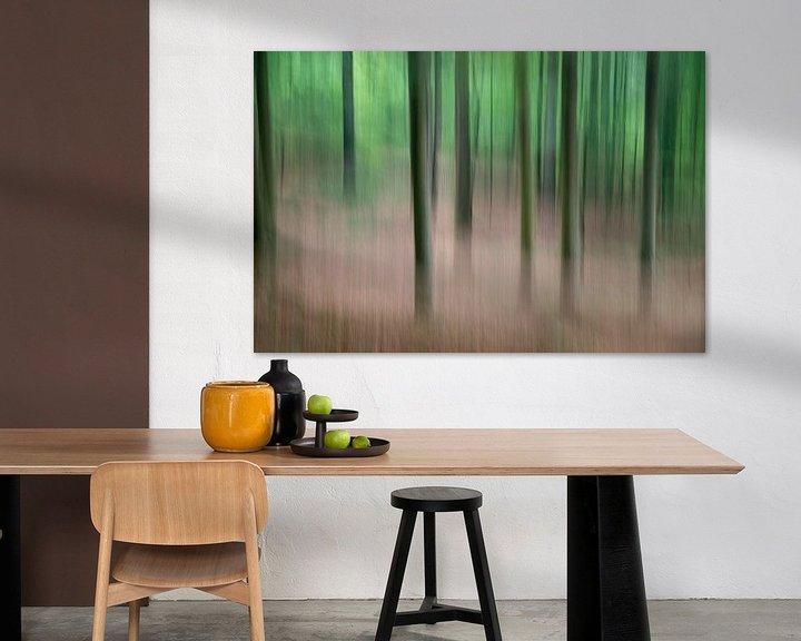 Sfeerimpressie: Bomen in beweging - lente 2018 - 3 van Danny Budts