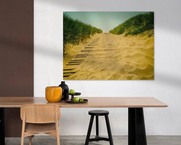 Sfeerimpressie: sandyroad van Lex Schulte