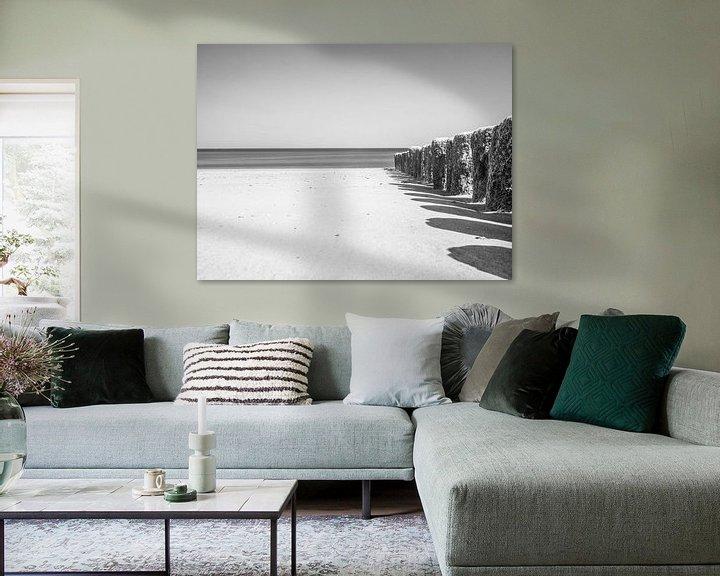 Sfeerimpressie: Shadows and lines (light) van Lex Schulte