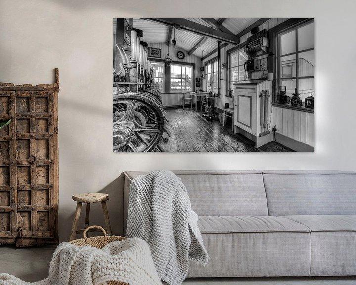 Impression: Seinwachtershuisje Hoorn sur Hans Brinkel