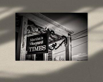 Martha's Vineyard Times von Alexander Voss