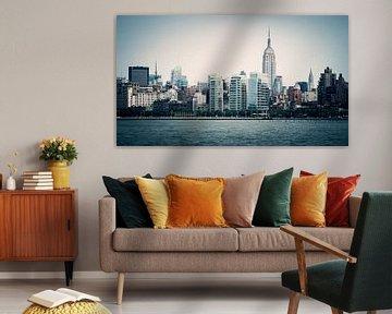 New York Skyline von Alexander Voss