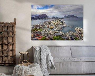 Ålesund Norway von Hamperium Photography