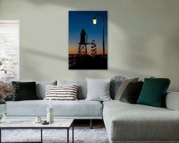 Lighthouse Dorum von Lex Schulte