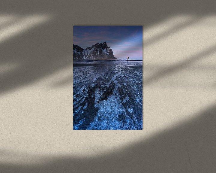 Beispiel: Stokksnes iceland von Patrick Noack