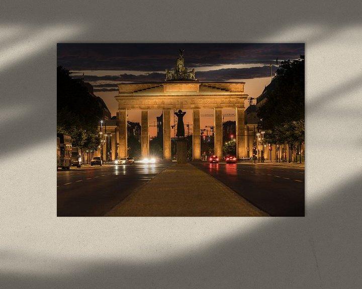 Beispiel: Brandenburger Tor von Patrick Noack