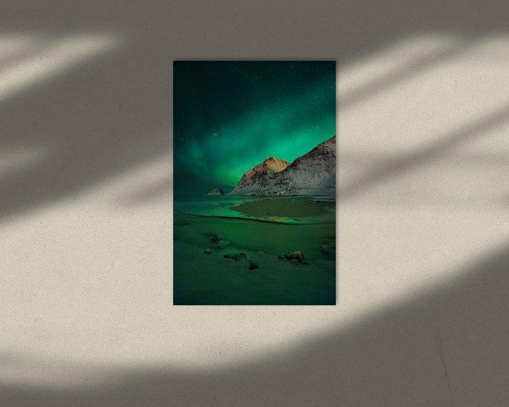 Beispiel: The Aurora von Patrick Noack